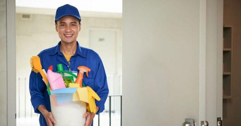 angajare lucratori asiatici curatenie