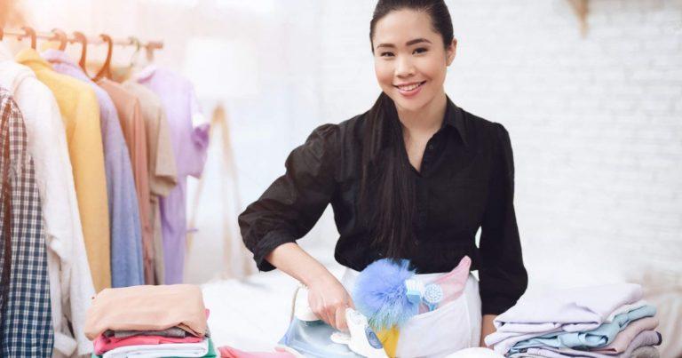 Angajati asiatici pentru menaj