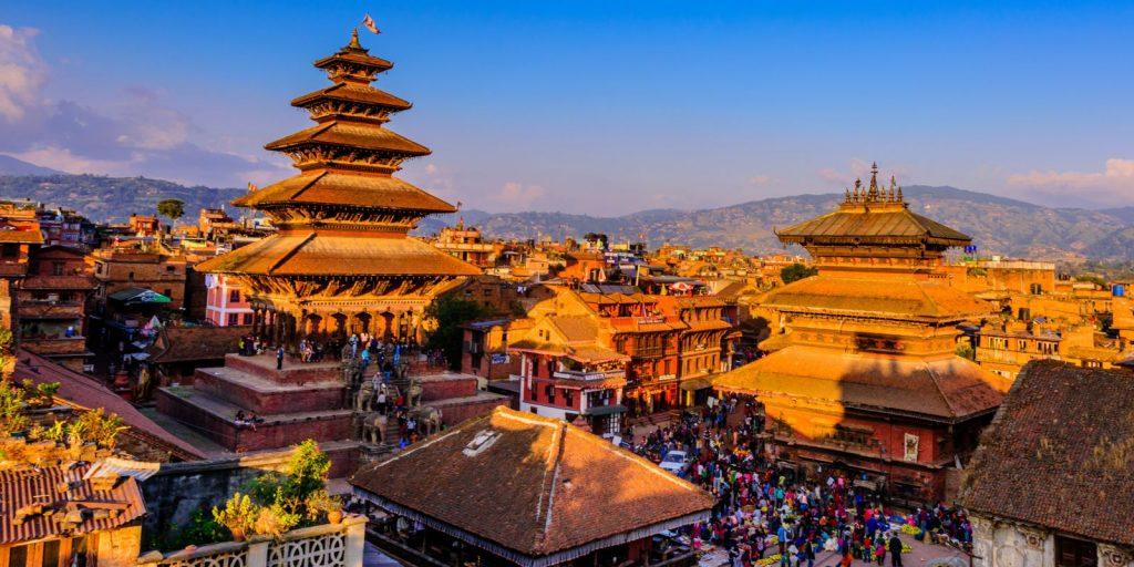 Personal din Nepal