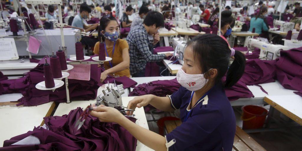 Recrutare personal industria textila